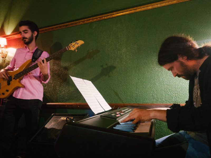 Alberto Rodrigues Trio + Jam Session