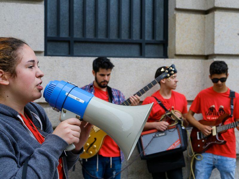 Combos de Jazz do Conservatório de Música da Jobra