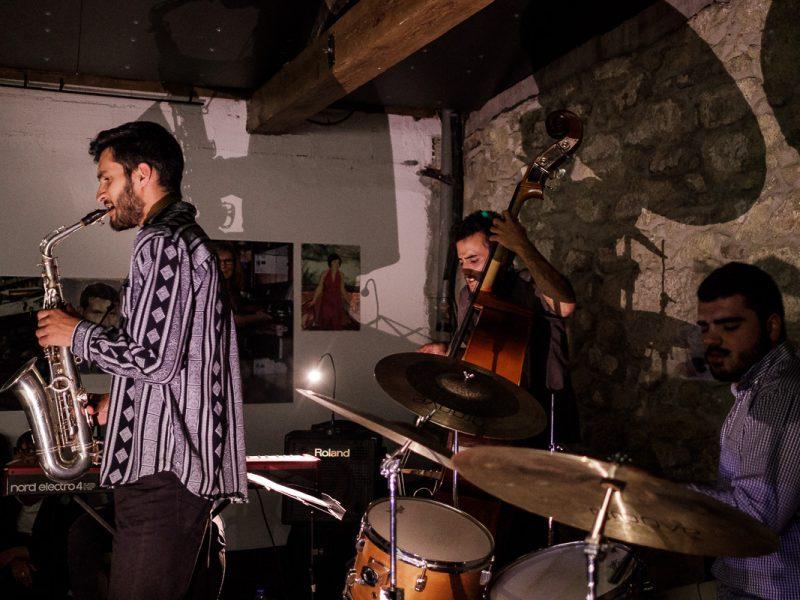 Sócrates Bôrras Quarteto + Jam Session