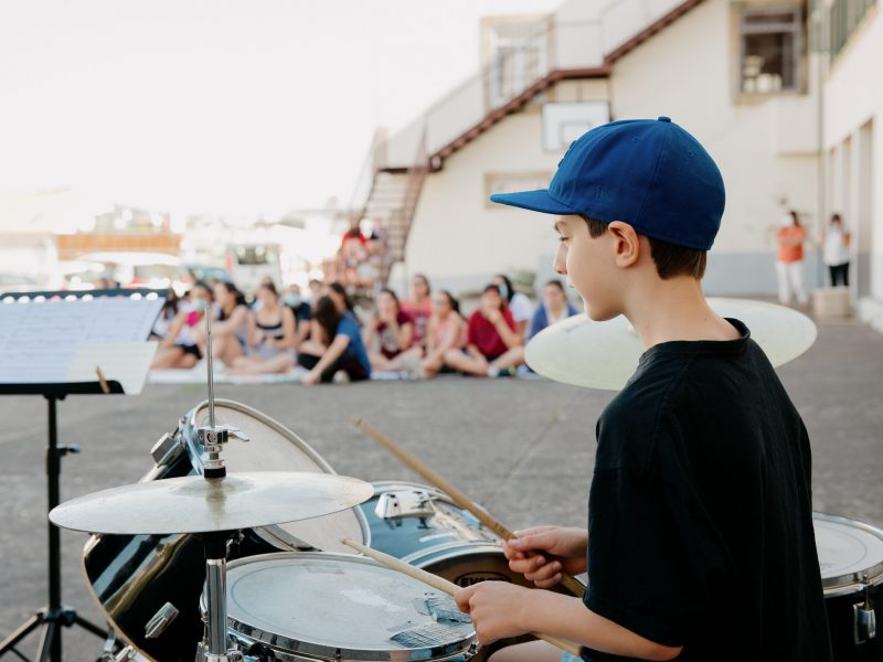 Jazz ao Domicílio com Combo Gira Sol Azul