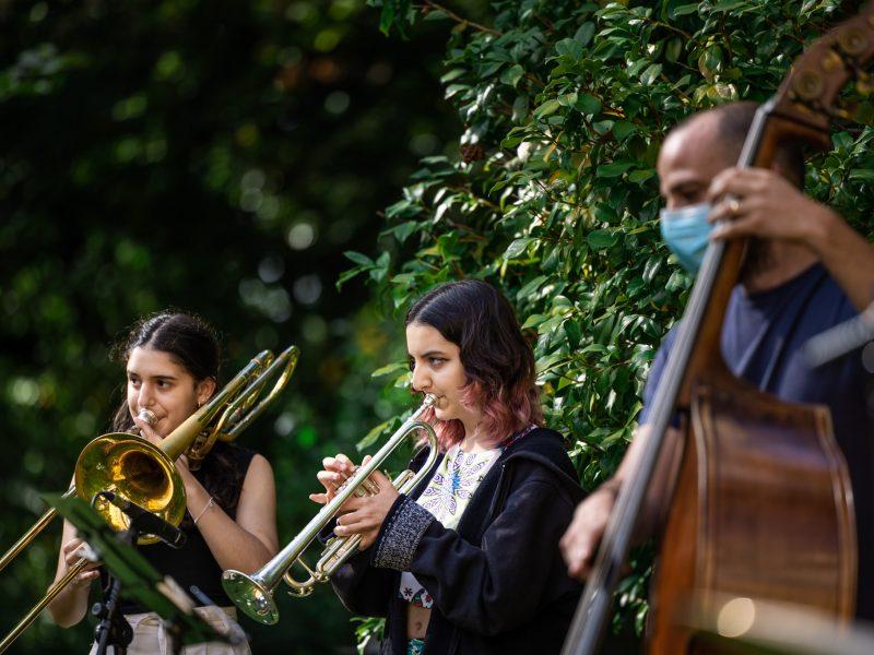 13.º Workshop de Jazz de Viseu, Concerto de Apresentação